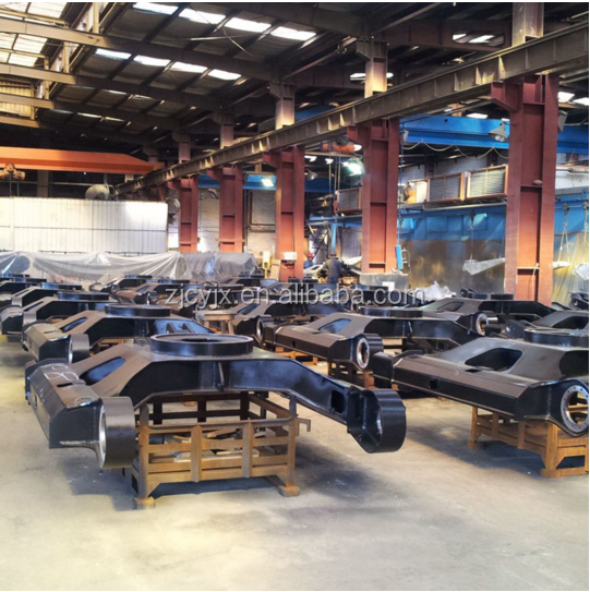 Heavy Duty Metal Fabrication , Steel machining Service in China