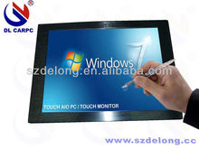 "Hot sale WIFI Touch panel 15"" VESA LCD ALL-IN-ONE Industrial PC"