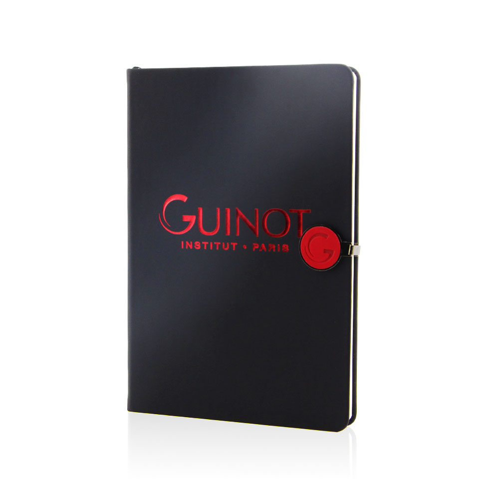 Gift sets customize <strong>logo</strong> A5 size 25x25cm notebook sets