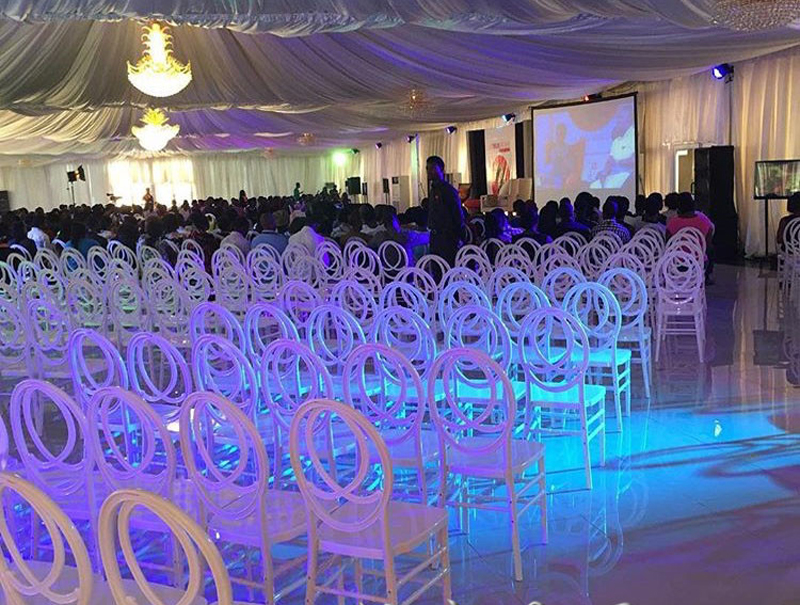 ZY37570 Resin Chairs Events Wedding Banquet