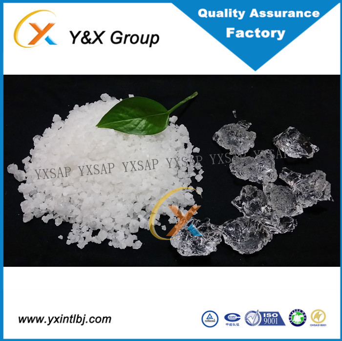 China Factory Price super absorbent polymer K SAP