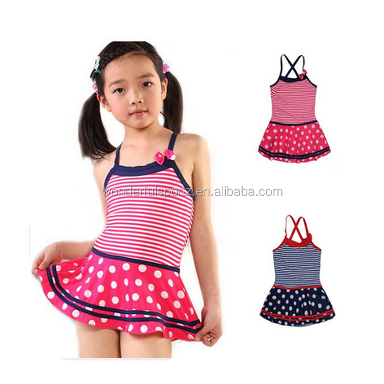 4548aa6a757 (R4763) navy 18M-6Y nova children elegant beach wear beautiful girls sexy  swimwear