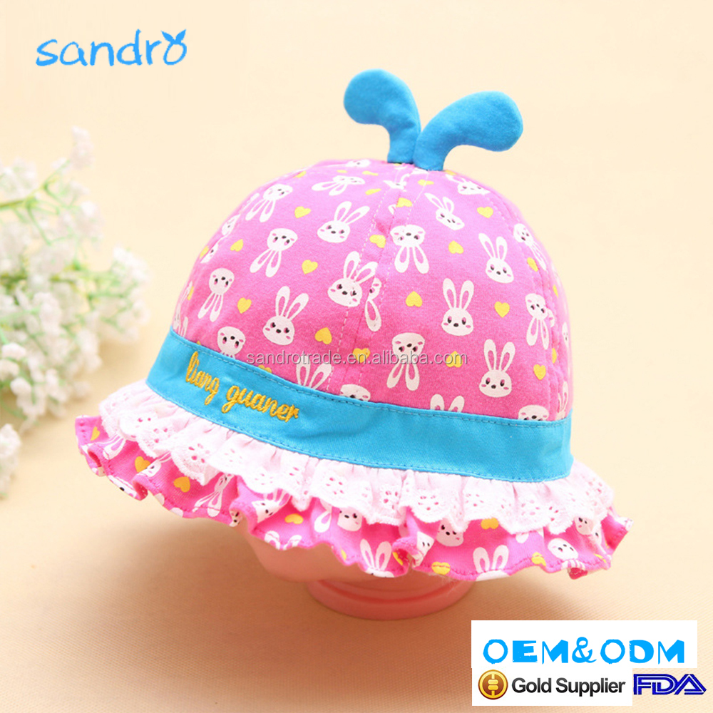 China Supplier new products bonnet beautiful beanie baby hats