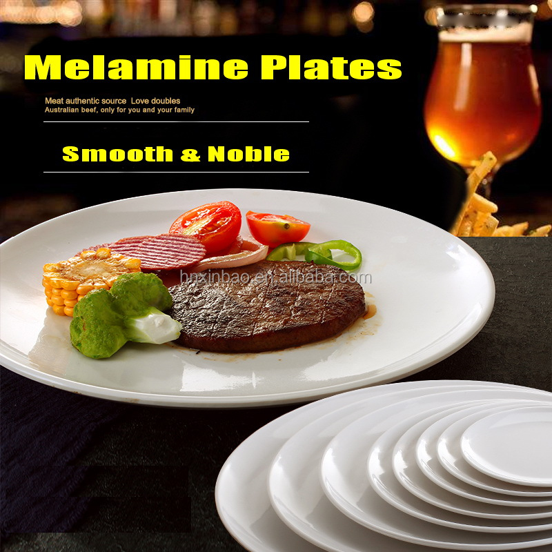Factory Price Melamine Resin Dishes and Plates