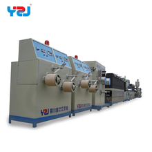 Tile packing belt production machinery and pp plastic strap making machine