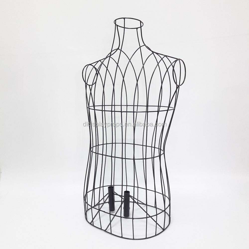 Dl1303 Male Wire Mannequin For Business Suit/clothing Male ...