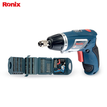 Ronix power tools Cordless screwdriver model 8536 3.6V weight 600g