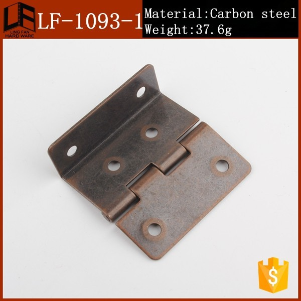 Door And Window of High Quality Flat Iron Hinge with Screw