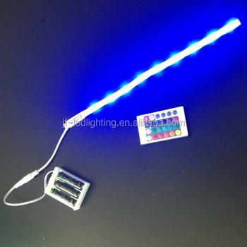 2017 Hotsale Led Light Rgb Led Strip Battery LED Tape, Rgb Battery Powered Led  Strip