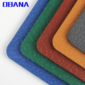 OBANA Environmental CE BWF Approved PVC Outdoor Sport Flooring