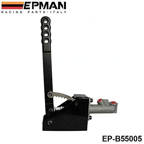 EPMAN Universal Hydraulic Drift E-Brake Racing Hydraulic Handbrake With Master Cylinder (Pack Of 1)