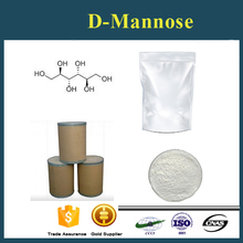 Food additive 99% D-Mannose powder/CAS:3458-28-4