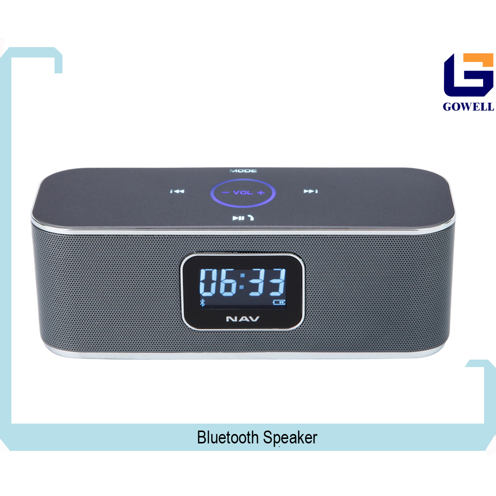 Wireless BT Speakers Music center for PC Smartphone Bluetooth SpeakerPotratil Boombox with FM Radio USB TF Card Mp3