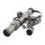 SPINA  Dragunov SVD Red Illuminated  3-9x24 AK47 Riflescope First Focal Plane  Rifle Scope For Hunting