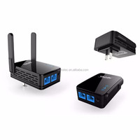 Powerline 500Mbps wireless modem router