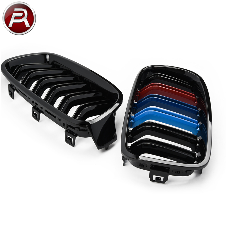 Bumper Auto Body Kits Auto Grille voor 3 Serie F30 Body Kit