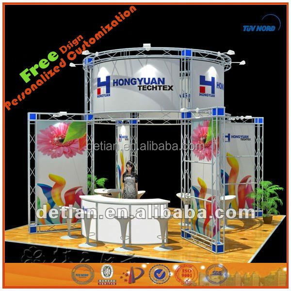 China Manufacturer Portable Outdoor Stage Roof Truss Booth Truss ...