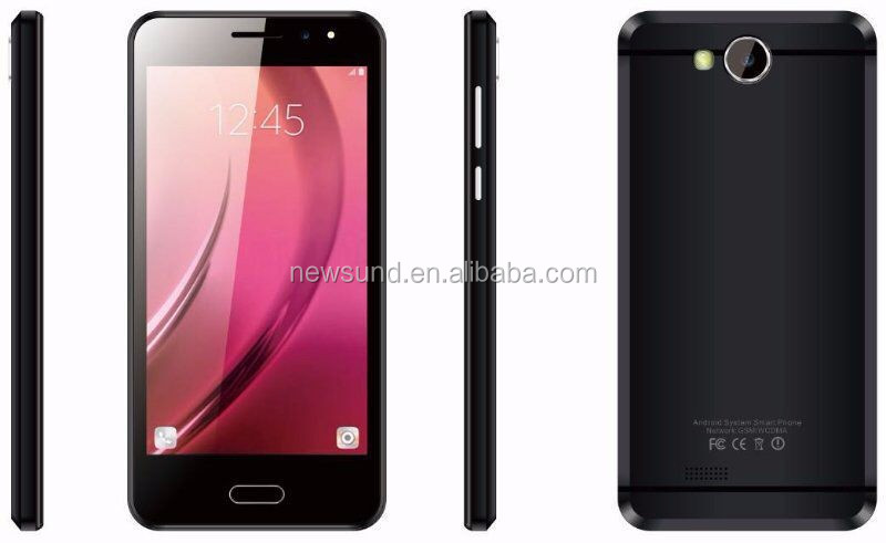 low price MTK6580 5 inch telefono android telefonos celulares android5.0 telefono movil