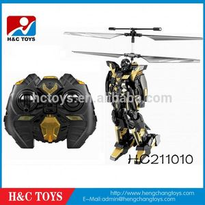 2.5CH REMOTE CONTROL ROBOTIC PLANES WITH COMBAT FUNCTION HC211010