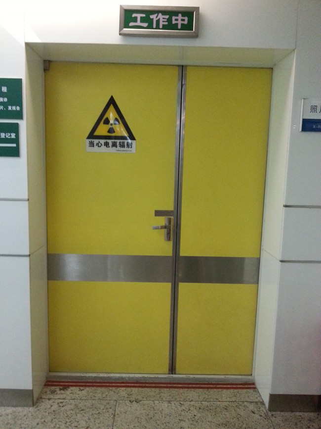 Guangzhou X Ray Shielding Lead Door For Ct Room Clinic Ct