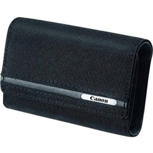 """Canon Psc 2070 Deluxe - Soft Case For Camera - Black - For Powershot A2300, A2400, A2600, A3400, Powershot Elph 11X, 13X, 140, 150, 320, 330, 530 """"Product Type: Supplies & Accessories/Camera Carrying Cases"""""""