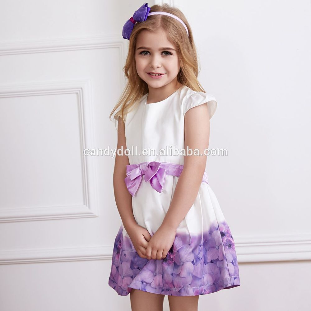 Little Girl Church Dress Choir Dress Performance Dress - Buy ...