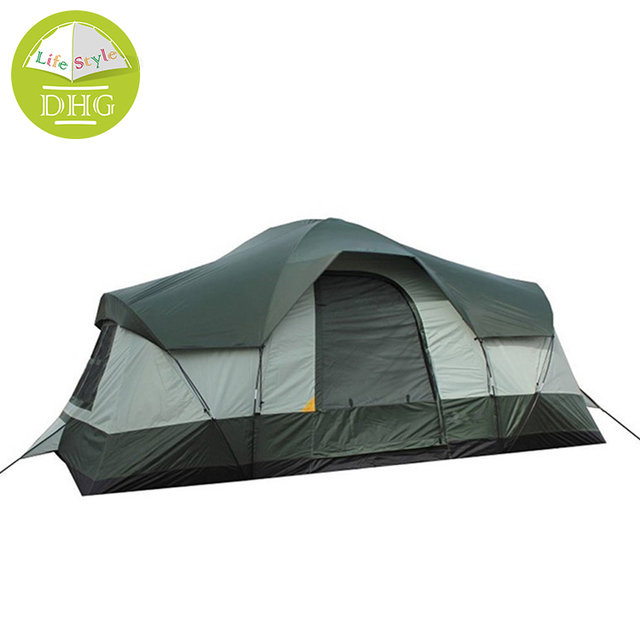 Portable Large Family Camping Tent