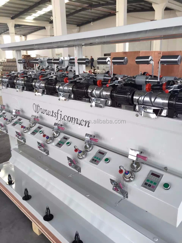 Save electricity hard/tight Sewing yarn winding machine manufacturer
