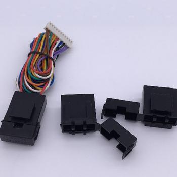 Standard UL1007 Rainbow 11 Pin Crimp Stripped_350x350 standard ul1007 rainbow 11 pin crimp & stripped 2 pin fuse lead wire