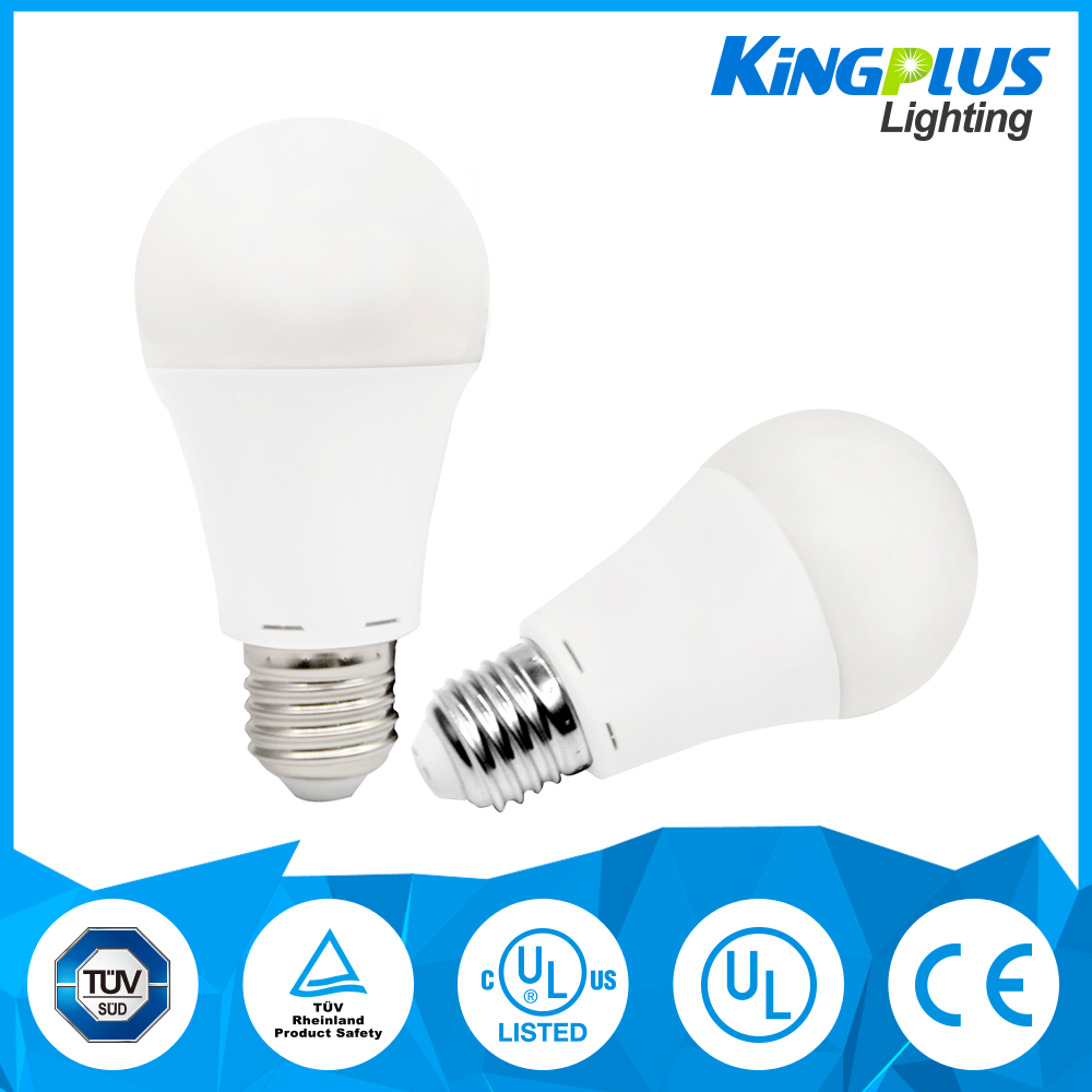 High Quality TUV-GS, CE,Approved Die-casting aluminium Thermal Plastic B55AP 8W 638LM LED Bulb E27