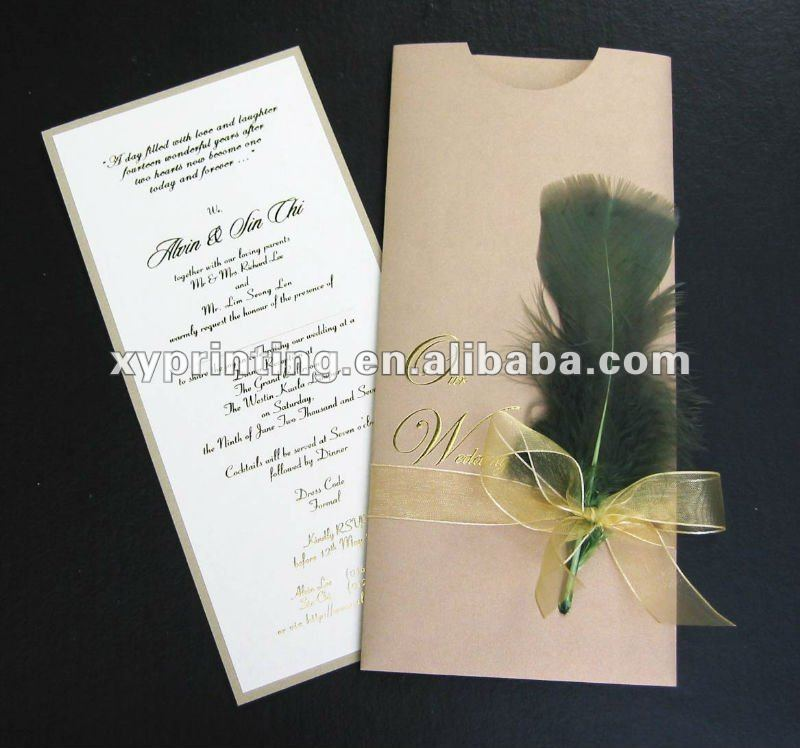 Wedding Invitation Card Printing Wholesale, Wedding Invitations ...
