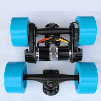 Brand Whole Direct Drive Electric Skate Board Longboard 4 Wheels Skateboard Hoverboard