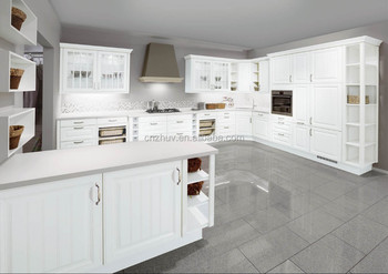 White Pressed Wood Cabinet Doors In Kitchen Cabinet - Buy ...