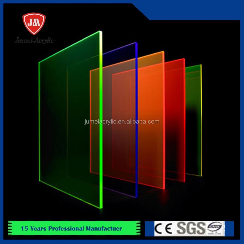 neuware niedrigen preis acrylglas lichtleiter blatt stimmen aus plexiglas bord plastikscheibe. Black Bedroom Furniture Sets. Home Design Ideas