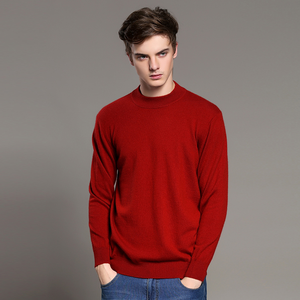 Winter Wholesale Fashion Men Clothing Sweater Knitwear Neck Knitwear