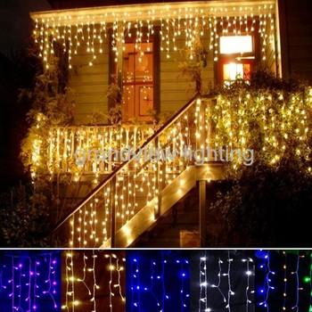 Led Outdoor Christmas Lights Of Icicle Light Buy Christmas Lights Outdoor Christmas Lights Led Icicle Light Product On Alibaba Com