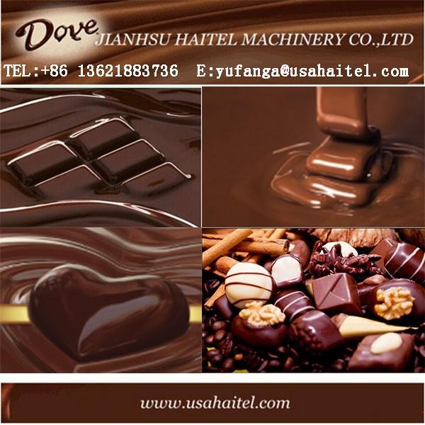 HTL-2008 Chocolate Fold Wrapping Machine Fold Wrapping Machine