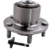 High precision wheel hub and bearing assembly exchange part for Ford Focus MK2 FOCUS C-MAX      VKBA3660 1336139 3M512C300CH6