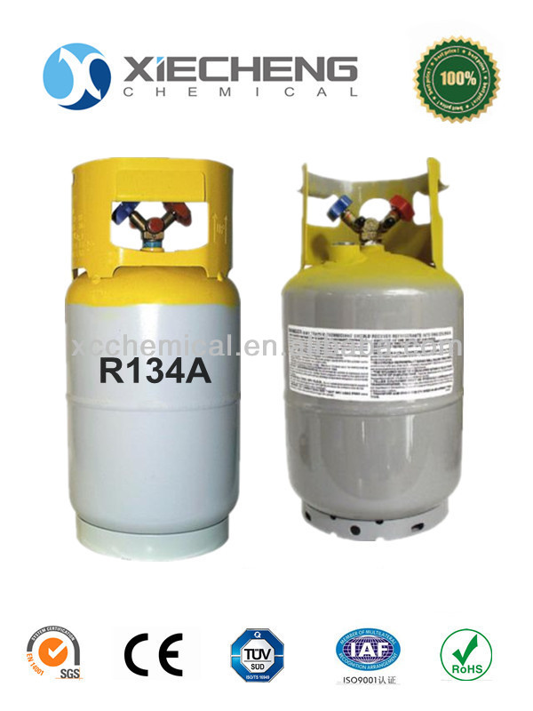 gaz r134a for sale in Recyclable cylinder