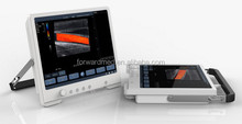 3d 4d portable color doppler ultrasound machine price with convex linear transvaginal usb probe