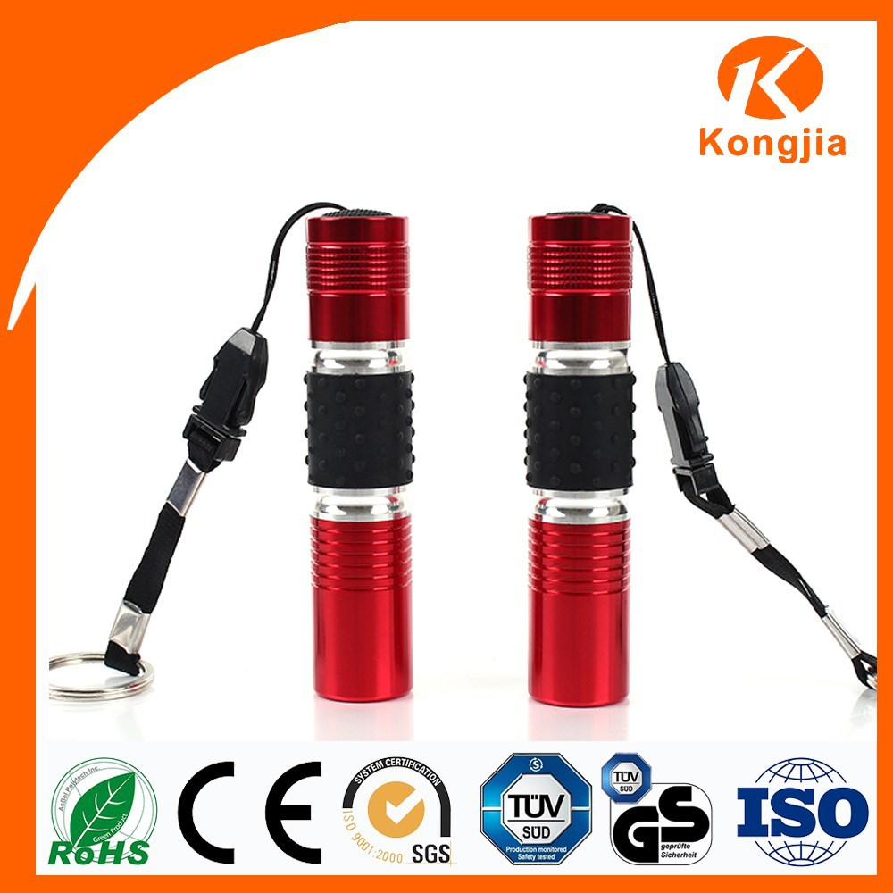Battery AAA Flashlight Aluminum 4000 Lumen Flashlight Roofing Torch
