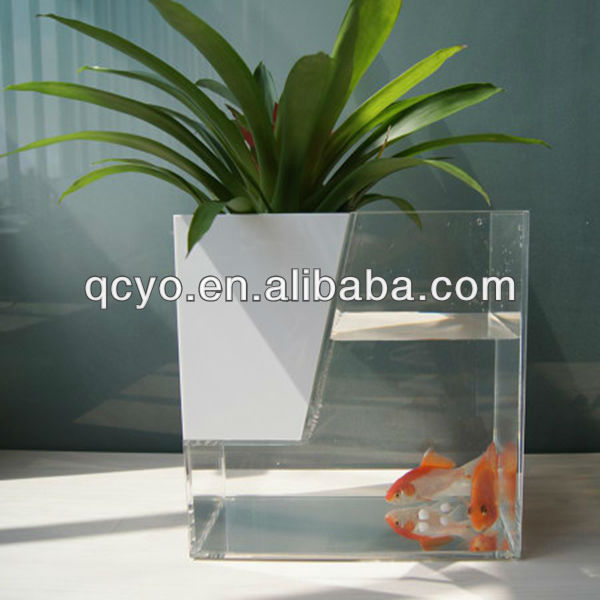 China Fish Tank Table China Fish Tank Table Manufacturers And - Acrylic aquariumfish tank clear round coffee table with acrylic