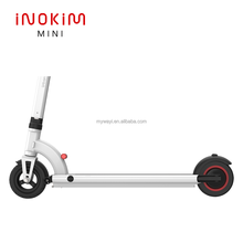 INOKIM good looking MINI electric roller delivery scooter for young people