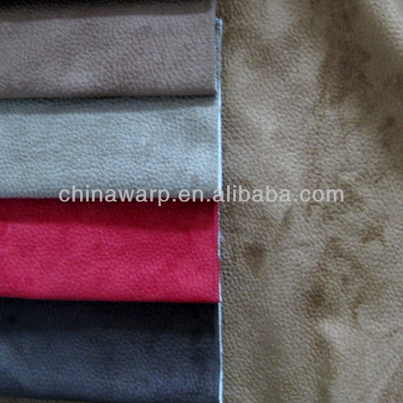 Suede Upholstery Fabric >> Embossed Micro Suede Sofa Upholstery Fabric Manufacturer Buy Suede