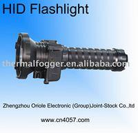 Xenon HID flashlight