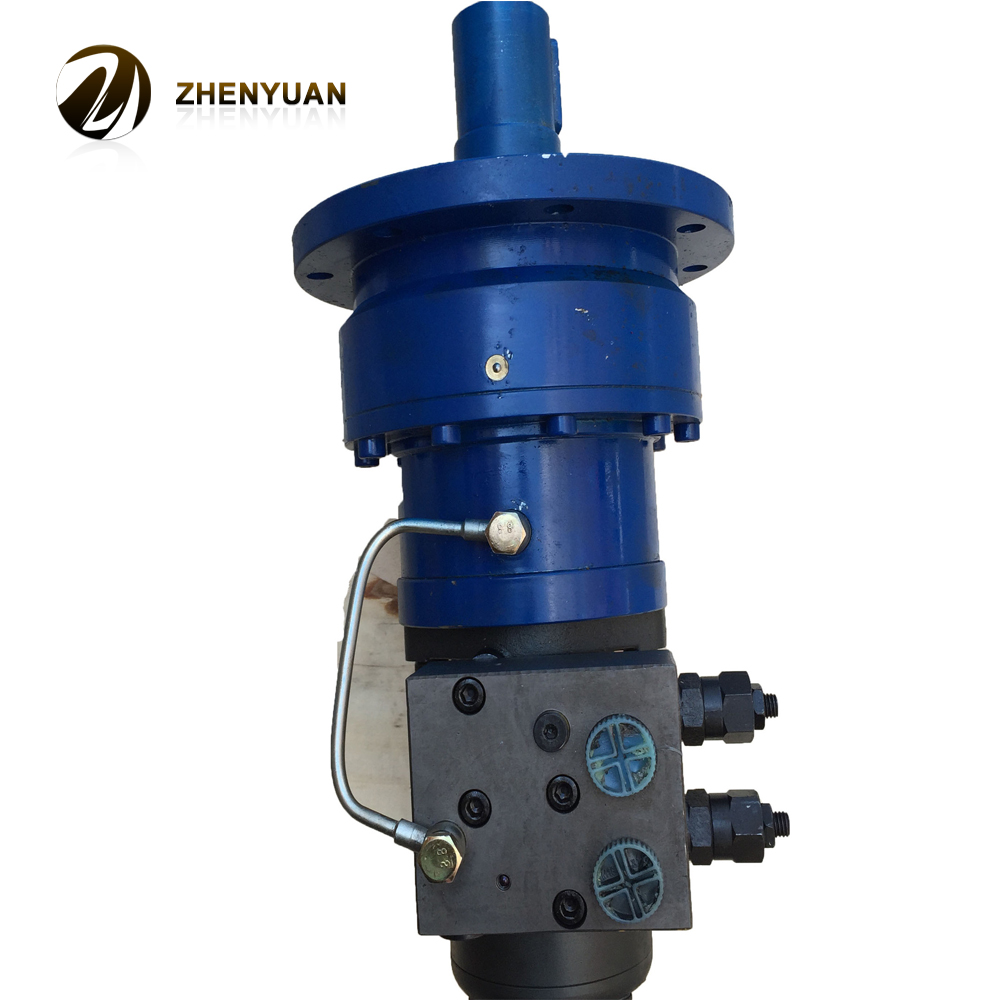 Special offer direct reducer + motor + valve hydraulic motor low speed high torque motor