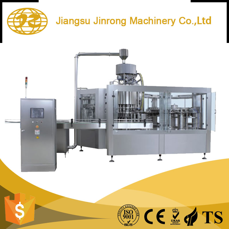 Industrial water filling production line