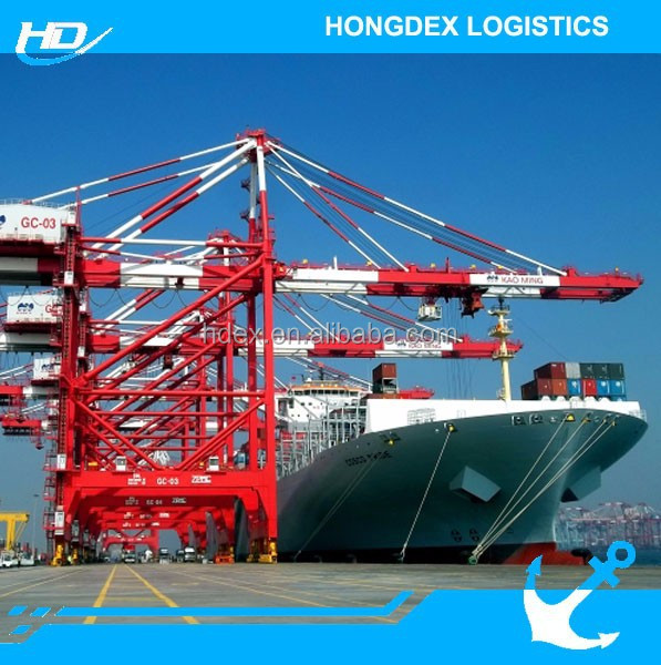 China general cargo sea shipping charges to Auckland