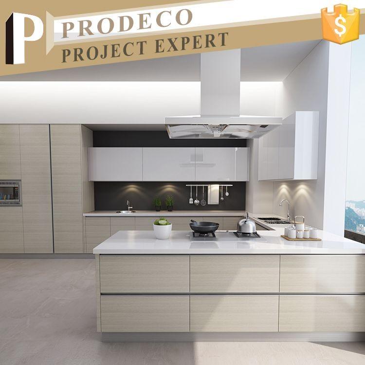 Latest Lacquer Modular Kitchen Designs Customized Order For Project   Buy  Modular Kitchen Designs,Customized Kitchen,Kitchen For Project Product On  ...
