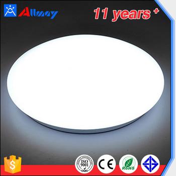 Round Shape Fixtures 18w Microwave Induction Emergency Led Flush Mount Ceiling Motion Sensor Light Buy Motion Sensor Light Led Flush Mount Ceiling